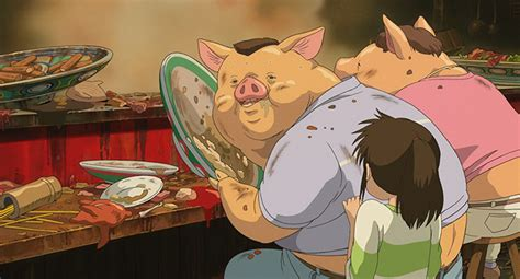 anime film where parents turn into pigs studio ghibli finally explained why chihiro s parents