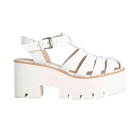 windsor smith windsor smith shoes fluffy white