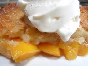 Peach Cobbler by How To Make Peach Cobbler Easy Cooking Youtube