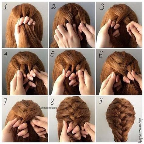 Braided Hairstyles For Medium Length Hair by 60 Diy Easy Updos For Medium Hair Hair Motive Hair Motive