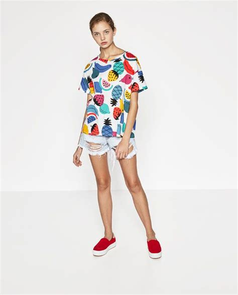 Print Fruit T Shirt fruit print t shirt available in more colours shopping