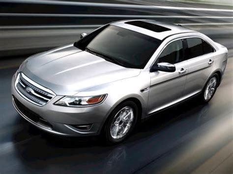 2011 ford taurus pricing ratings reviews kelley blue book