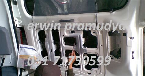 Garnis Pintu Isuzu accessories mobil surabaya 3m auto paket anti karat daihatsu grand max
