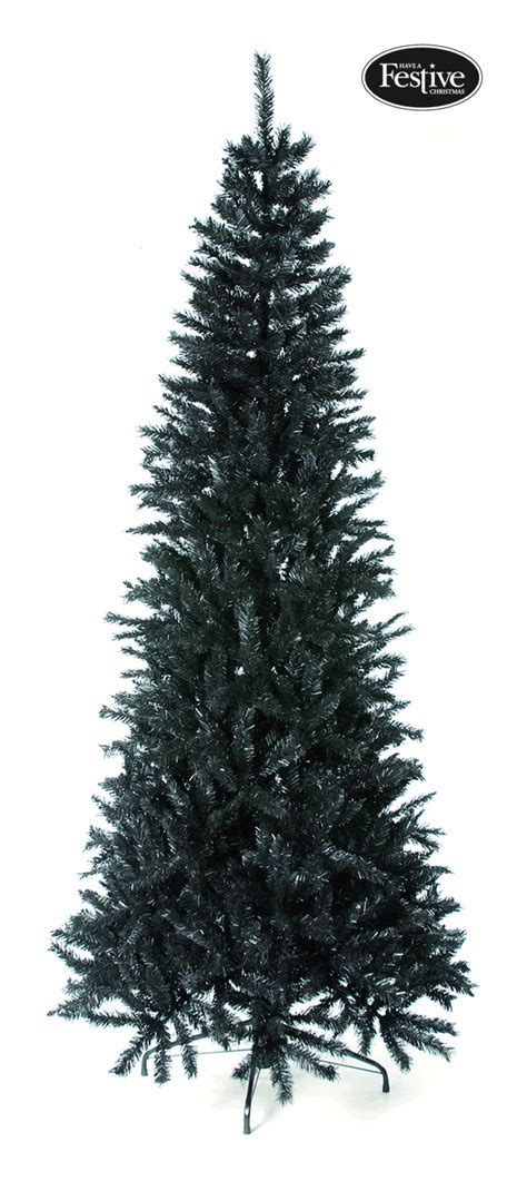 regency black slim fir 5 5ft christmas tree 163 39 99