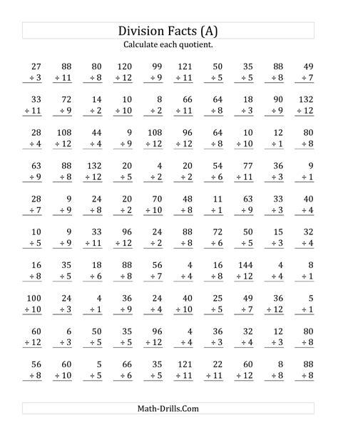 html printable div division homework worksheets worksheets for all download