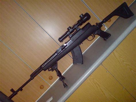 gun forum выбор оптики на скс нарезное оружие