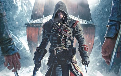 assassin s new assassin s creed rogue story trailer video prima games