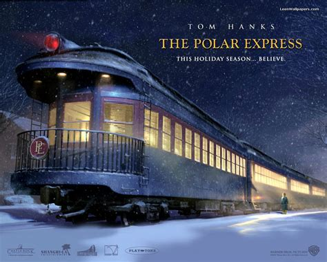 christmas wallpaper polar express polar express wallpaper christmas ideas pinterest