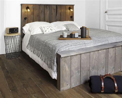 faire une tete de lit avec une planche en bois tete de lit originale a faire soi meme 14 tete de lit