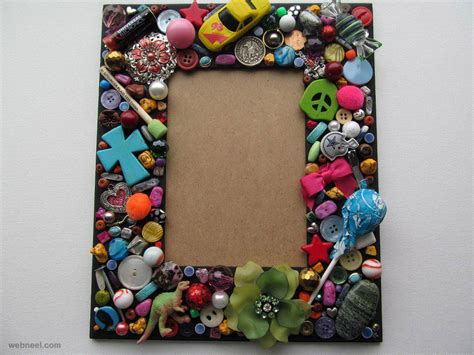 Handmade Photo Frame Design - handmade creative photo frame