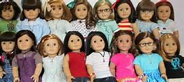 New American Girl Doll