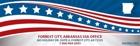 forrest city ar social security office ssa office in