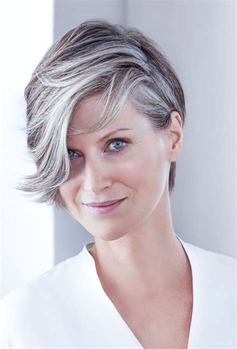 Grey Hairstyles by Best 20 Gray Hairstyles Ideas On Gray