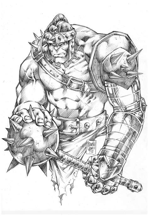 planet hulk coloring pages hulk medieval by marcioabreu7 on deviantart