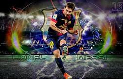 Lionel Messi Barcelona 2014
