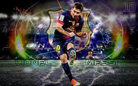 2015 Barcelona Lionel Messi Backgrounds