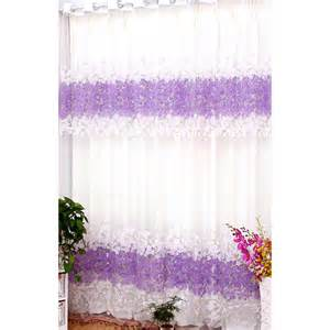 Home gt bedroom curtains gt purple color white fabric room darkening