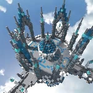Heaven minecraft building inc