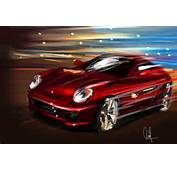 Tops Cars Red Wallpapers