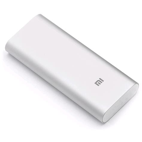Power Bank Mi 16000mah xiaomi mi charger power bank 16000mah silver 価格 特徴