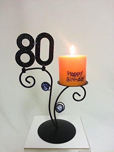 leuchter kaufen leuchter happy birthday 80 geburtstag geschenk