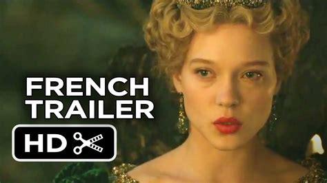 lea seydoux beauty and the beast trailer beauty and the beast official french trailer 2 2014