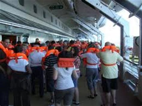 Muster Drill Clia Changes Cruise Ships Muster Drill Policy