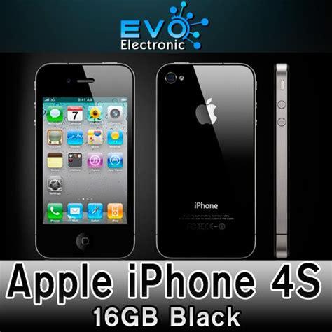 iphone 9 unlocked unlocked apple iphone 4s 16gb smartphone mobile phone black 0885909537341 ebay