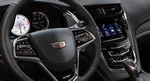 Cadillac Cts V Interior 2017 Cadillac Cts V Sedan Luxury Sport Sedan Cadillac