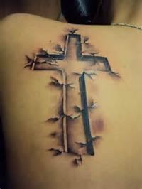 Cross Tattoo  Dr Odd