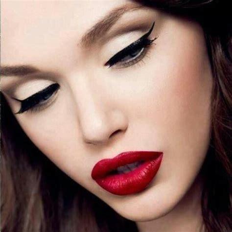 imagenes maquillaje retro maquillaje pin up para morenas trucos perfectos fotos