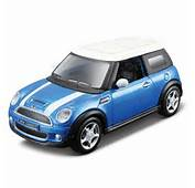 Maisto Fresh Metal Mini Cooper S Oyuncak Araba