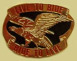 Quot Live To Ride Ride To Live Quot Heavy Cast Epoxy Inlay Buckle
