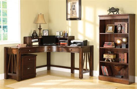 dresser with desk top best corner desk for home office with elegant wooden