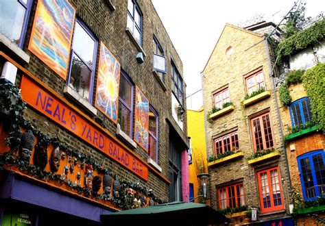 Neal S Yard Covent Garden by Neal S Yard Covent Garden Il Coloratissimo Vicolo