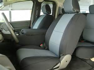 Seat Covers For Nissan Titan 2006 Nissan Titan Neoprene Custom Seat Cover