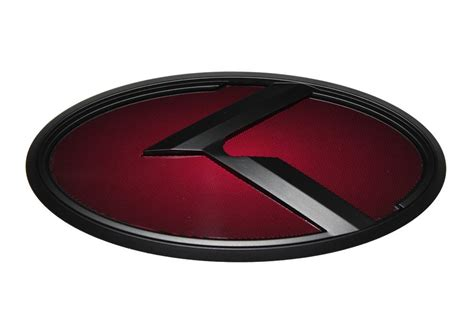 Kia K Logo Emblems Top 5 Kia Logo Emblems Diy Replace Stock Kia Badge