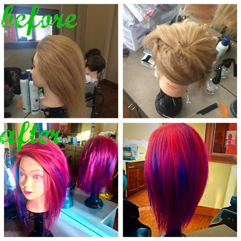 how to section hair for dying 1000 images about hair styles on pinterest purple her