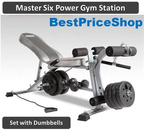Dumbbell Sport Station Master Six Power Station Fitness End 4 3 2018 11 19 Pm