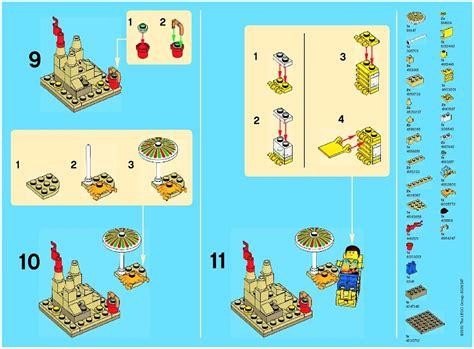 Lego Polibag 40054 Summer lego summer 40054 seasonal
