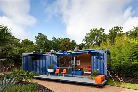 shipping container guest house shipping container homes designed with an urban touch
