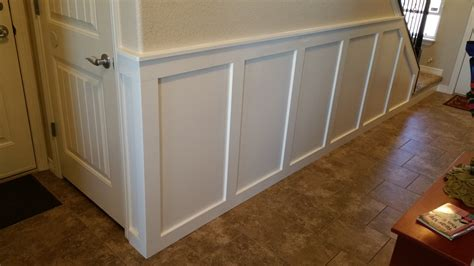 Wainscoting Cap by J Genz Creations Wainscoting