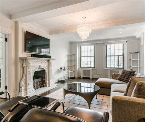 living room sherbrooke see p k subban s montreal luxury condo listed for 1 4 million toronto