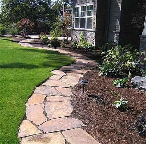 20 best ideas about flagstone walkway on pinterest