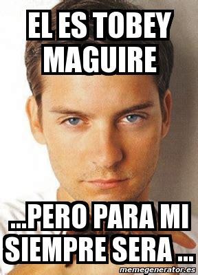 Meme Tobey Maguire - tobey meme tobey maguire meme image tagged in tobey