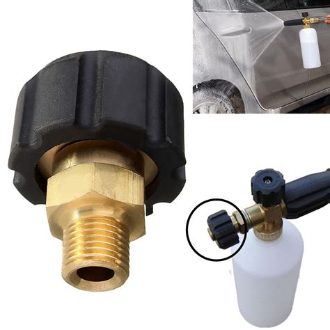 washer hose adapter various quick release pressure washer hose adaptor