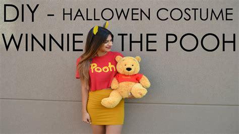 winnie the pooh costume diy diy costume winnie the pooh