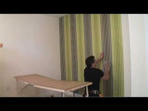 How To Make A Wall Paper - how to put up wallpaper