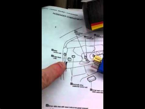 nissan wingroad fuse box diagram wiring diagram manual
