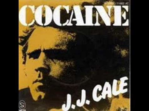 vasco cocaina j j cale cocaine